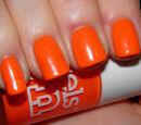 Fluro' Orange