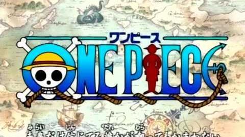 One Piece Opening 2 Español de España