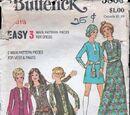 Butterick 5866 A