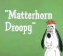 Matterhorn Droopy