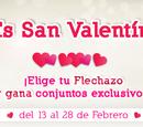San Valentín 2015