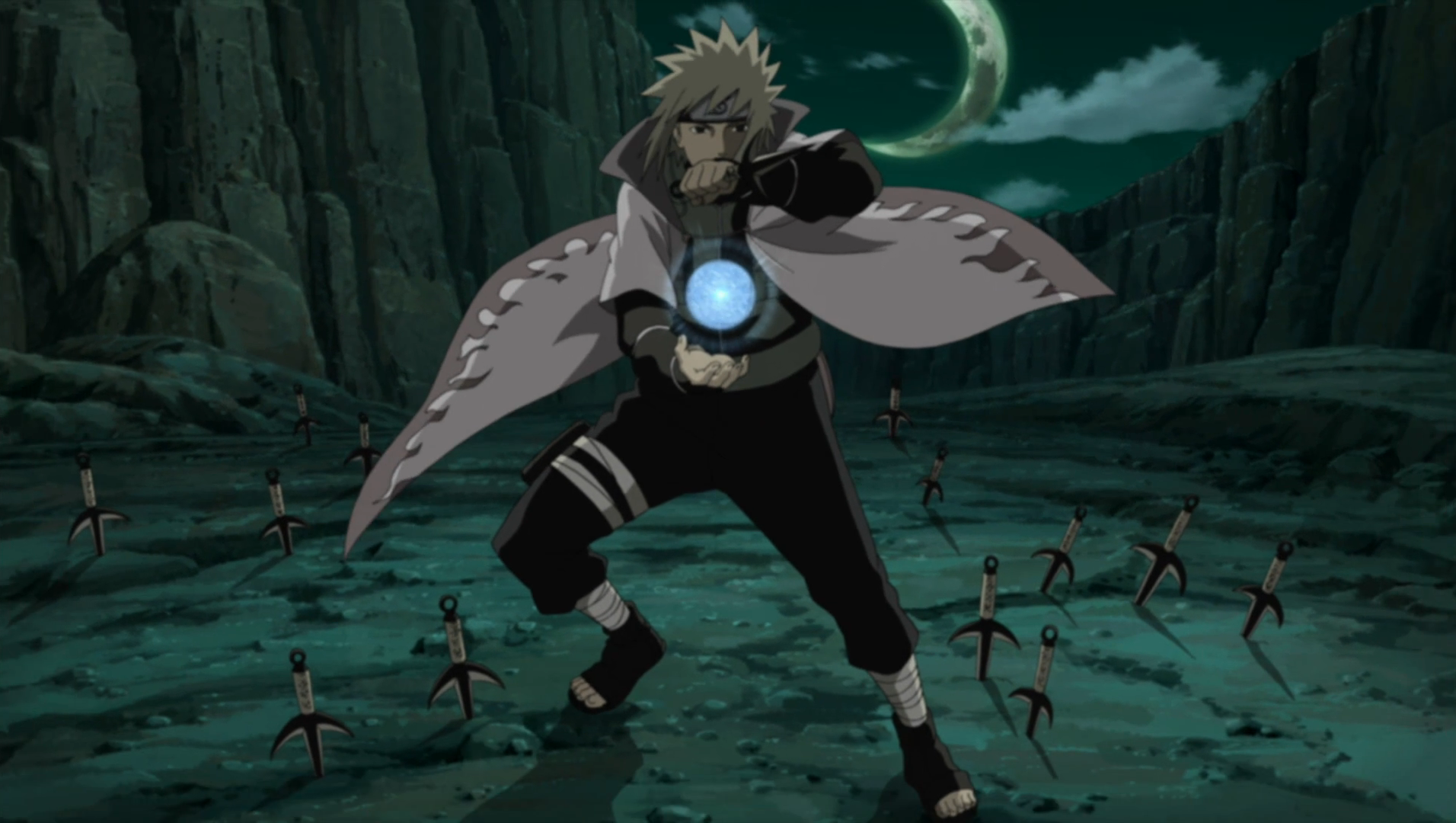 Big Mom Pirates (One Piece) vs Konoha (Naruto)