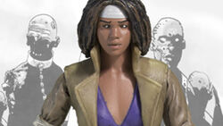 The Walking Dead Comic Series 1 Michonne 1