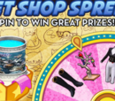 Pet Shop Spree Spinner