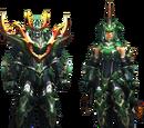 Seltas Armor (Blademaster) (MH4U)
