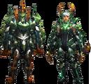 MH4U-Seltas Armor (Gunner) Render 001.png