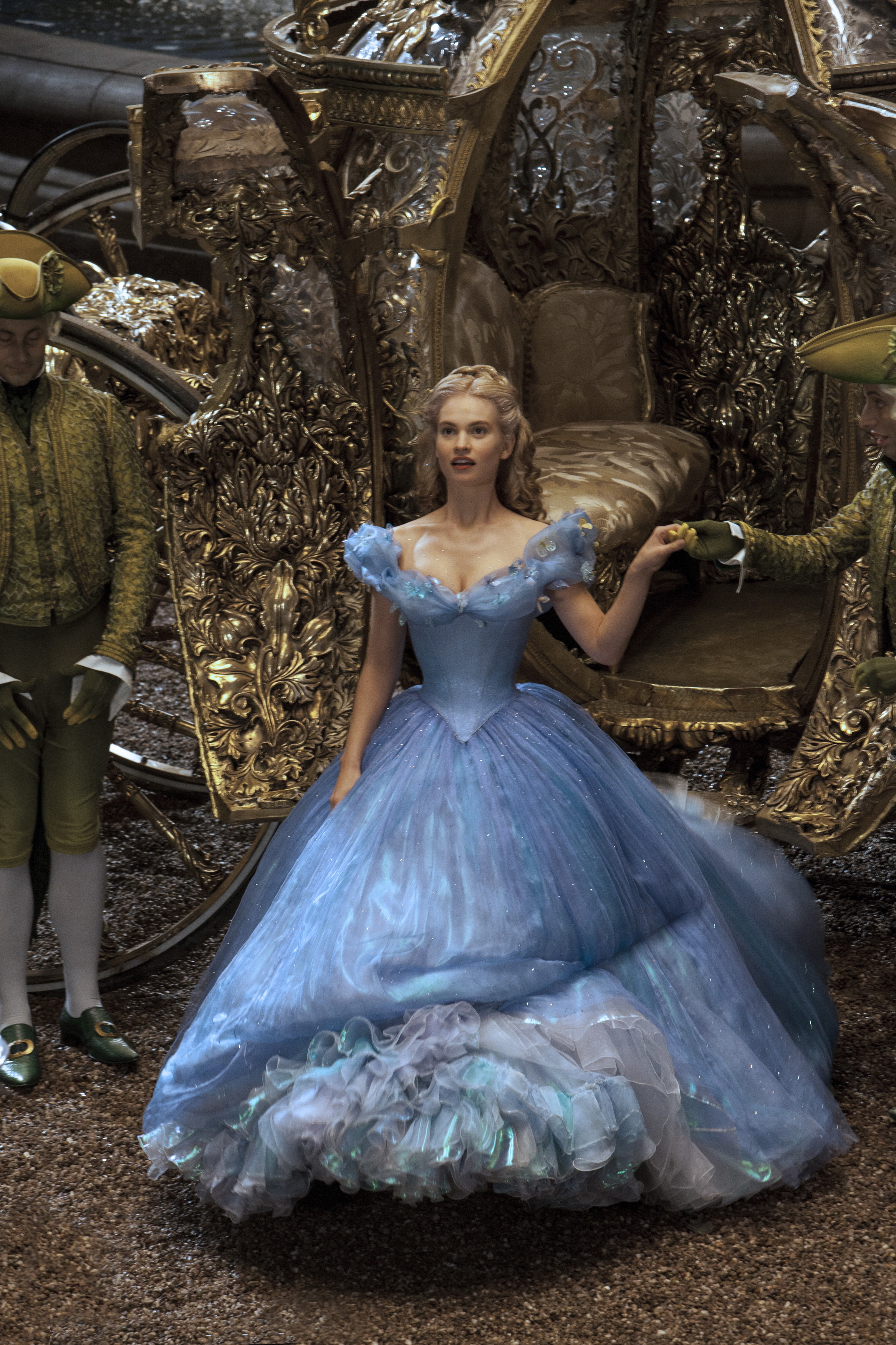 2015 Cinderella Ball Gown Endeavor