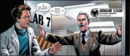 Davis (Earth-199999) and Howard Stark (Earth-199999) from Marvel's Ant-Man Prelude Vol 1 1 001.png