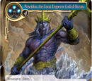 Poseidon, the Great Emperor God of Oceans