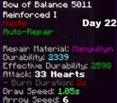 Bow of Balance