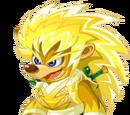 Lightning Hedgehog