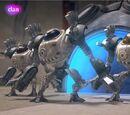 Robot de los Droovers