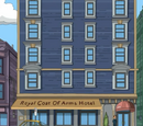 Royal Coat of Arms Hotel