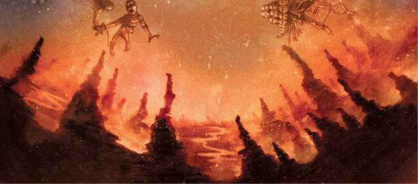 Tartarus (place) - Riordan Wiki - Percy Jackson, The ...