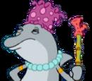 Dolphin Warrior