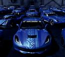 15th Anniversary Cars