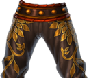 Enlightened Golden Garden Trousers