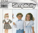 Simplicity 9532 B