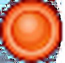 Orange Peg Peggle Blast.png