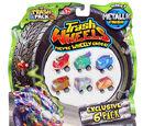 Trash Wheels Metallic series