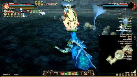 Dragon's Prophet CoP Blow Wind Blow