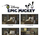 Scrooge MacDuck/Epic Mickey — Ma version de la BD