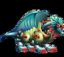 Dragón Fondo Marino