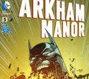 Arkham Manor Vol 1 5