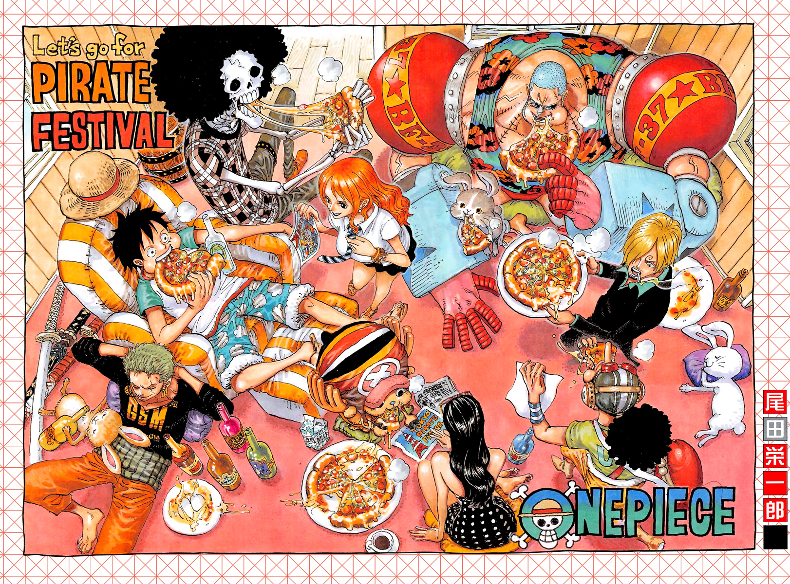Chapter 779 - One Piece Encyclopedia - Wikia