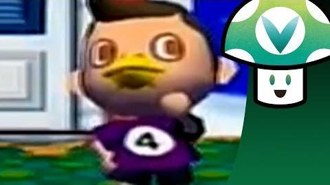 Vinesauce Vinny - Animal Crossing 1 2-0