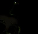 Phantom Golden Freddy