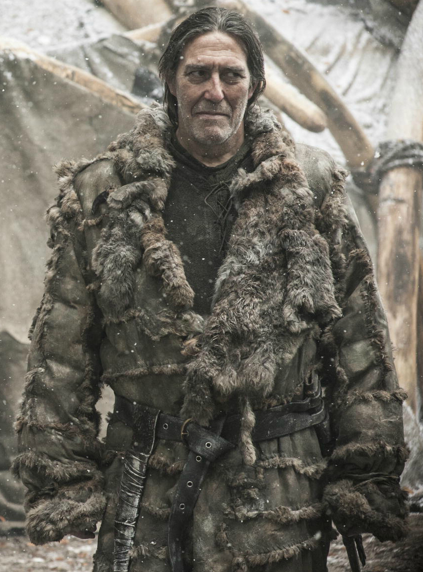 Image - Mance Rayder in The Children.jpg - Game of Thrones ...