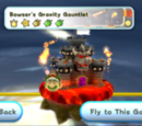 Bowser's Gravity Gauntlet