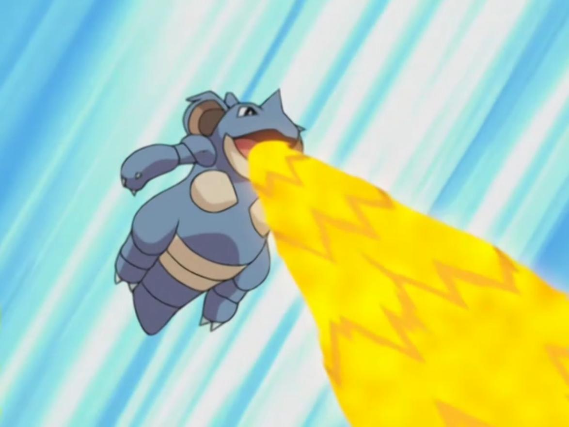 Pokemons de Kanto! - Página 2 Gary_Nidoqueen_Hyper_Beam