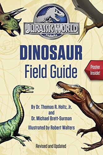 Image Jurassic World Dinosaur Field Guide Jpg Park border=