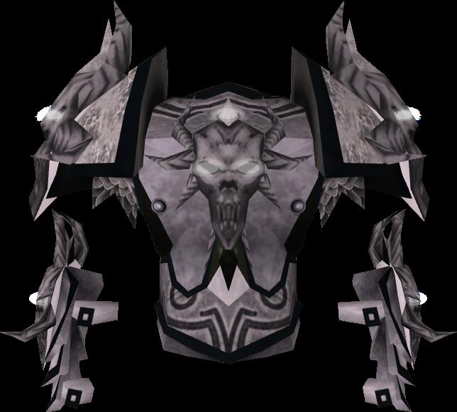 Malevolent cuirass (third age) - The RuneScape Wiki