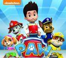 PAW Patrol (British English)