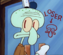 Character/Squidward Tentacles