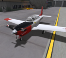Beechcraft T-34 Mentor (Java Designs)
