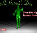 Tobias Alcaraz/St Patrick's Badges Update!