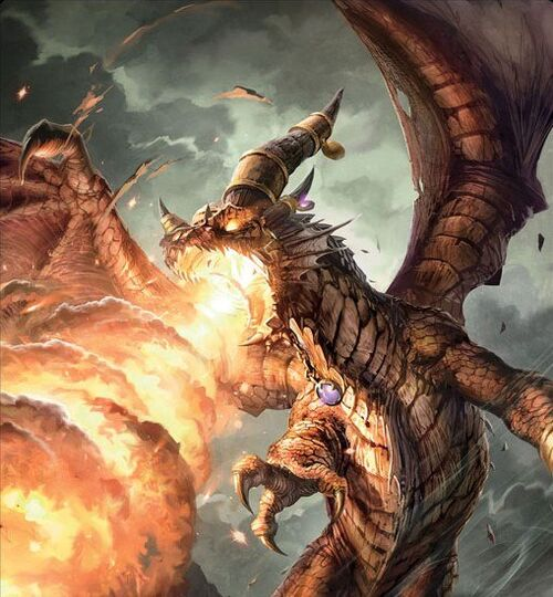 9 Dragon Flame Of Recca Dragons: Hearthstone: Heroes Of Warcraft Wiki