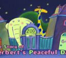 The Story of Herbert's Peaceful Day