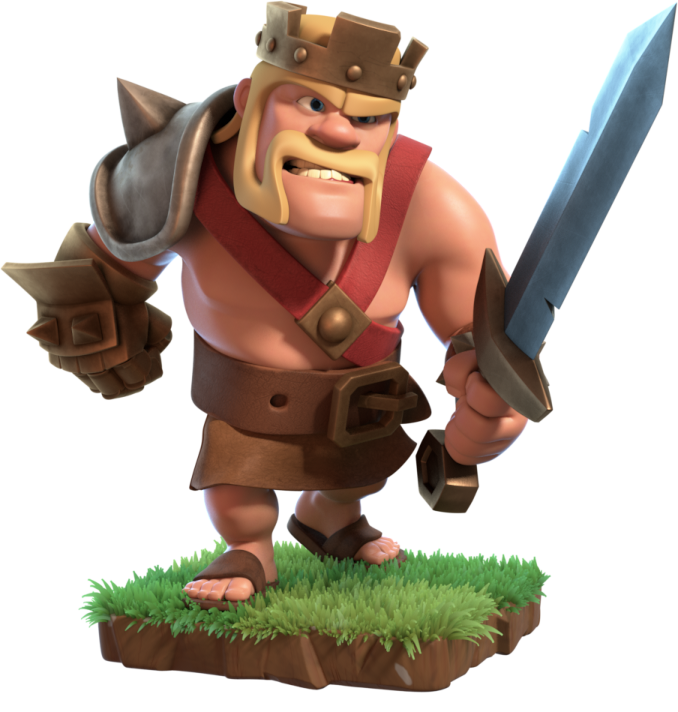 Image - Barbarian King info.png - Clash of Clans Wiki - Wikia