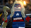 Courtney Whitmore (Lego Batman)
