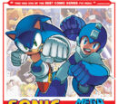 Sonic the Hedgehog/Mega Man: Worlds Collide: The Complete Epic