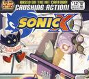 Archie Sonic X Ausgabe 12