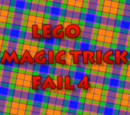 Lego Magic Trick Fail episodes