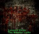 The Monster Lurks