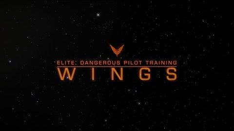 Elite Dangerous Pilot Tutorials - Wings