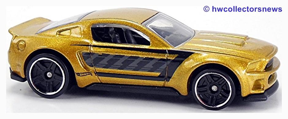 2014 Custom Mustang Hot Wheels Wiki